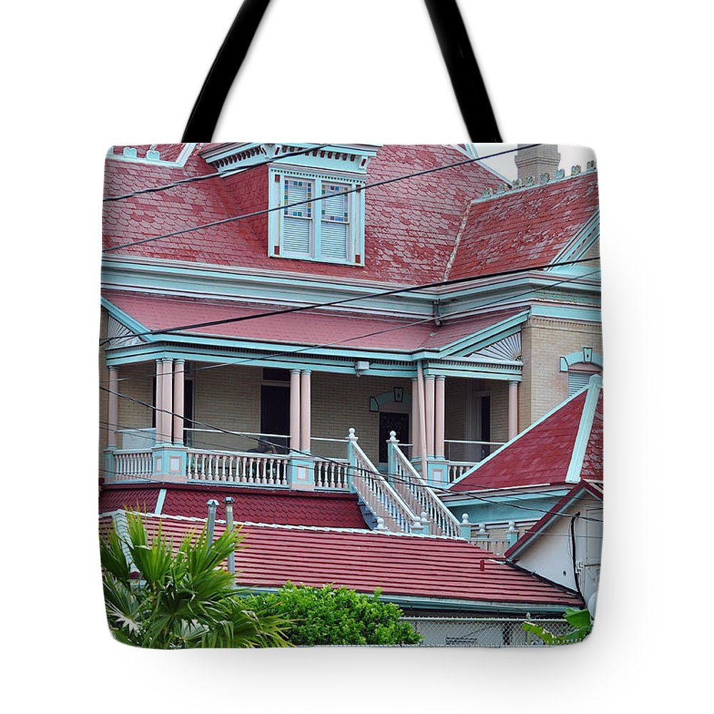 Key West Florida Tote Bag featuring the photograph Big Money Moves Into Key West by Davids Digits