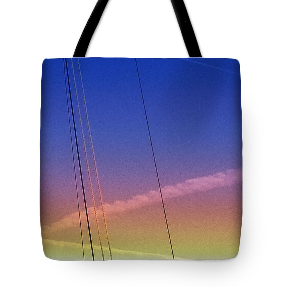 Picture Tote Bag featuring the photograph Big Zee by Serge Averbukh