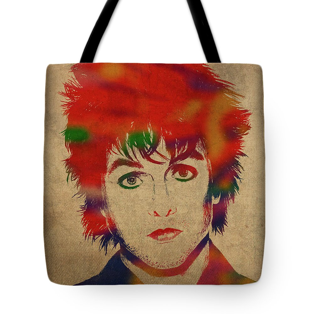 Green Day Tote Bags