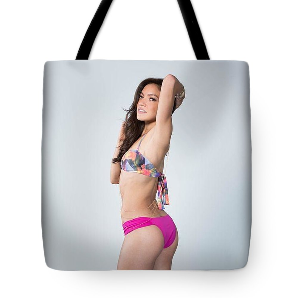 Binadroid Tote Bag featuring the photograph Binadroid As These Complaints Cross Itll Surely by Darin Fatti