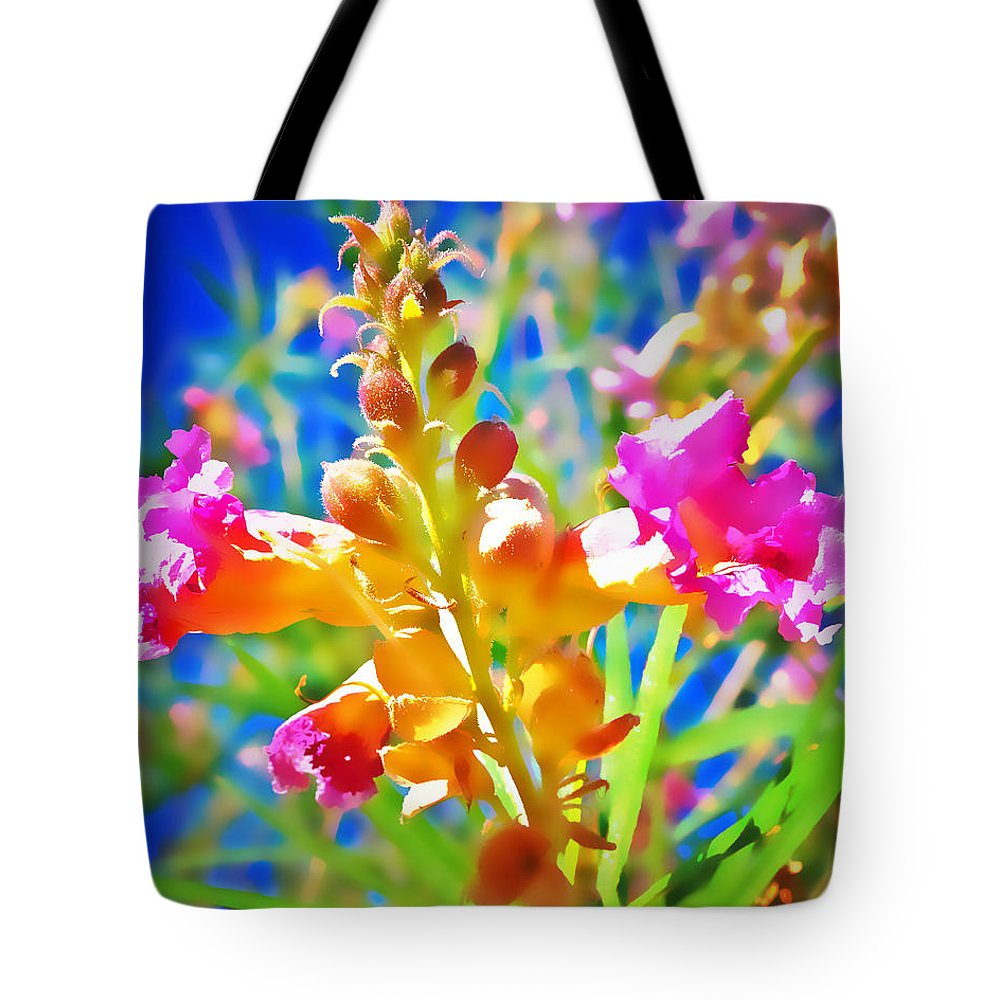 Flowers  Trees Tote Bag featuring the photograph Bingo by Marvin Seiger