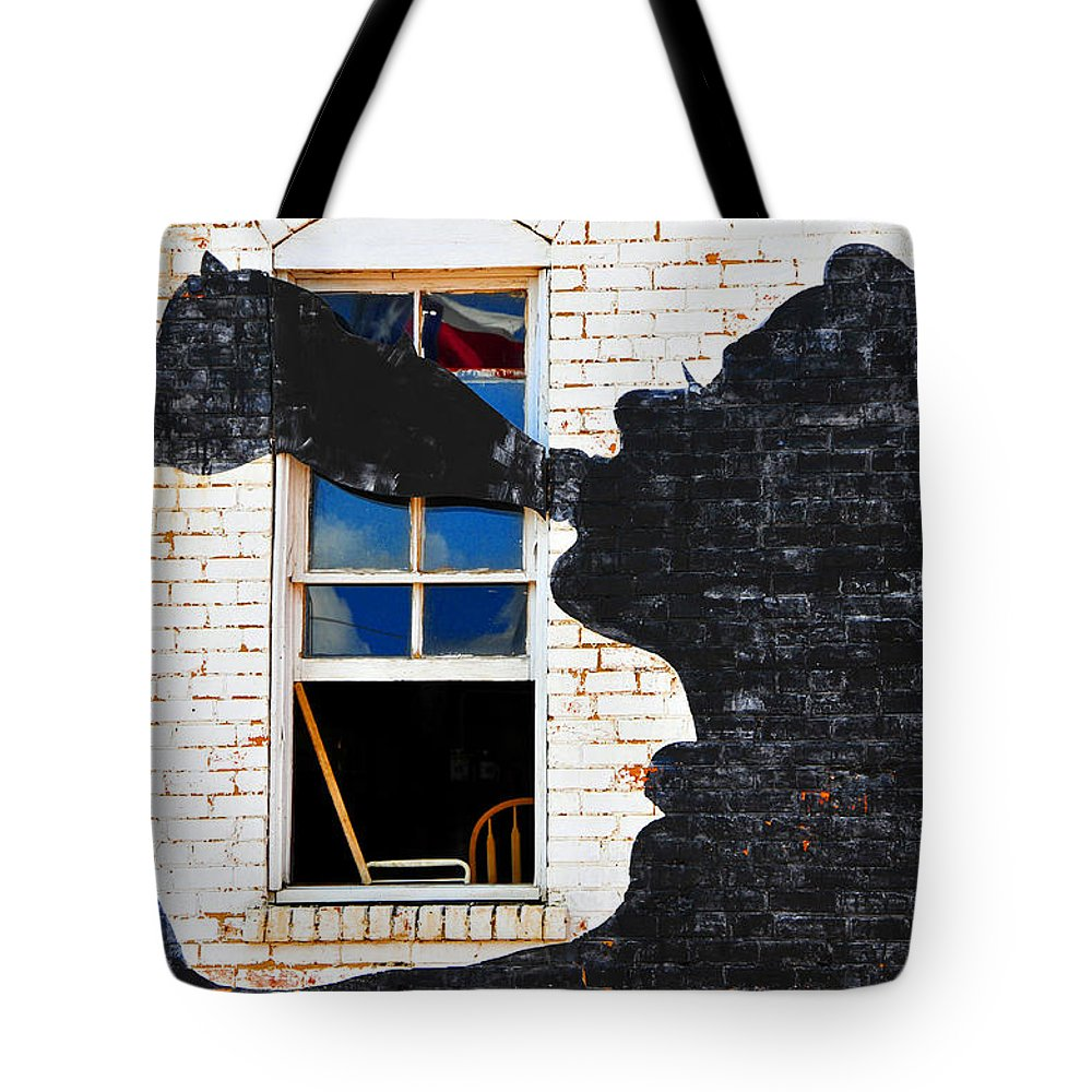 Photography Tote Bag featuring the photograph Black Betty by Skip Hunt