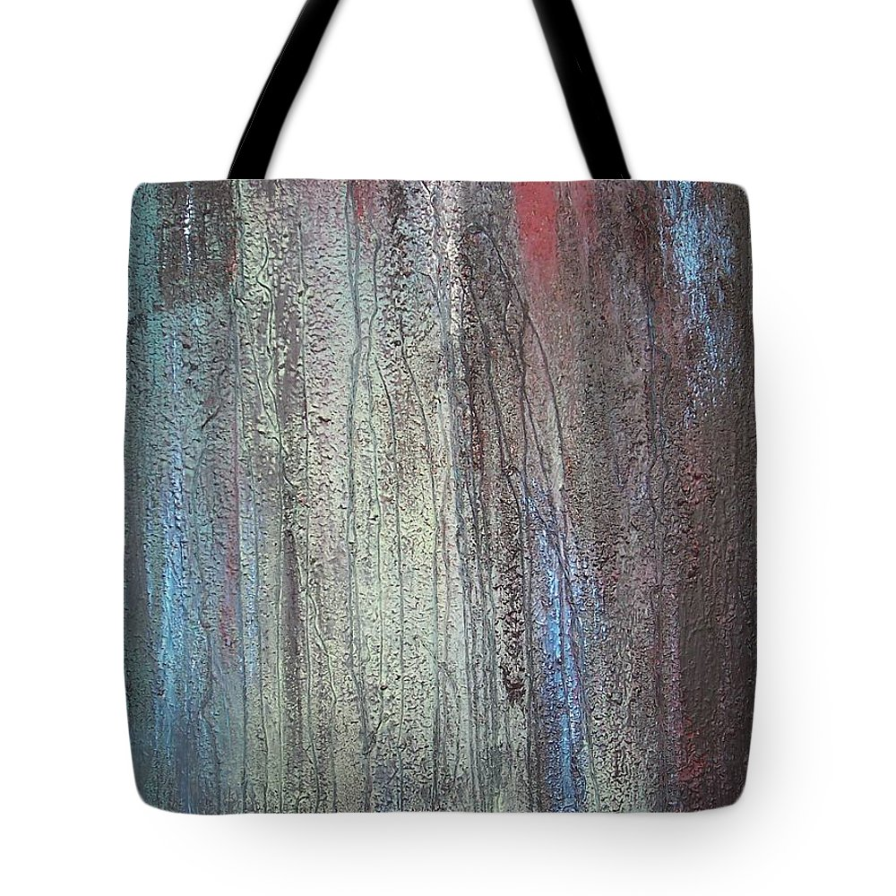 Paintings Tote Bag featuring the painting Black No 2 Sold by Elizabeth Klecker