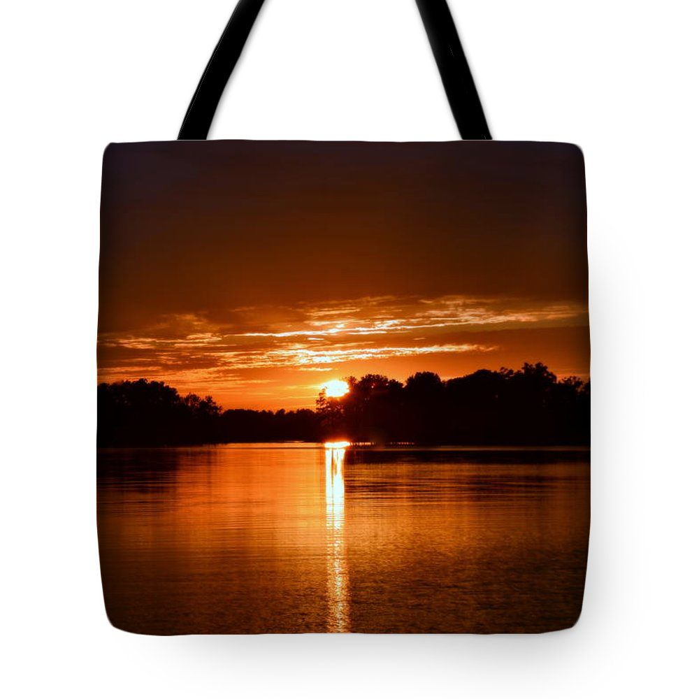 Blessed Tote Bag featuring the photograph Blessed by Lisa Wooten