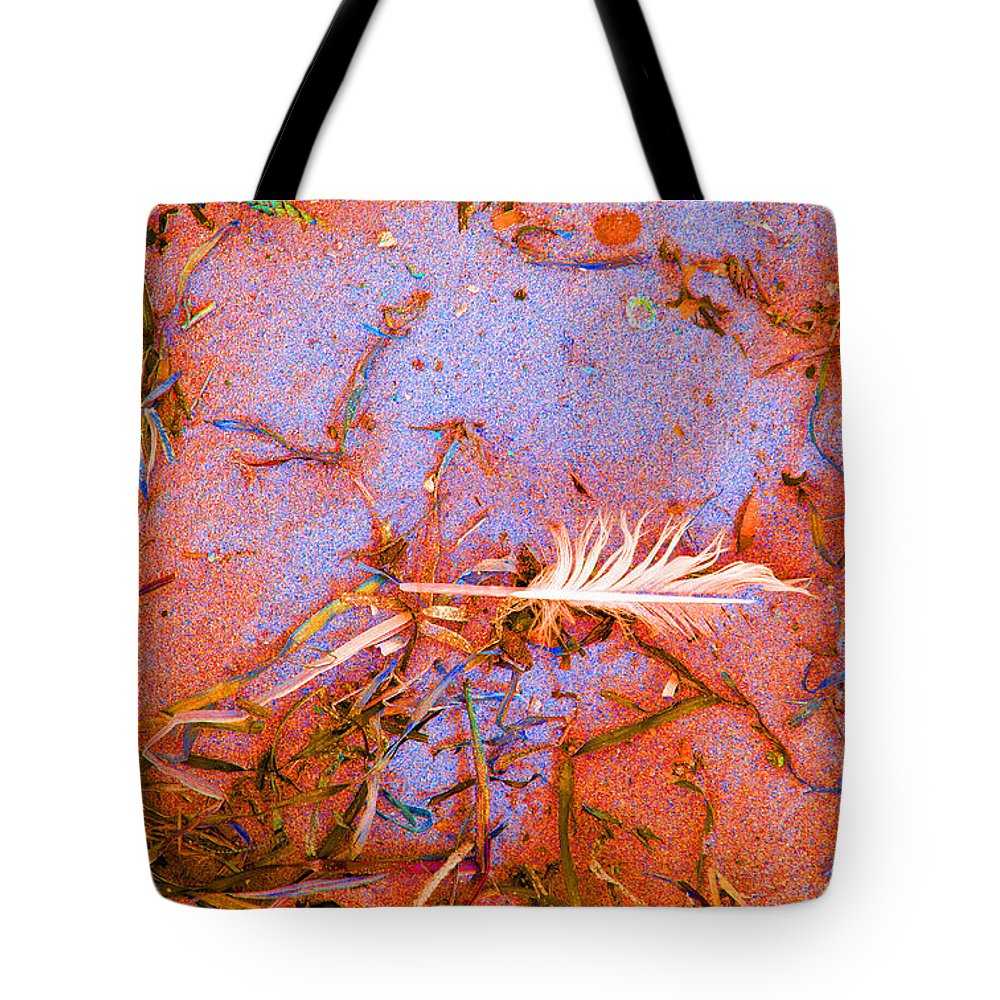 Ausrralia Tote Bag featuring the photograph Blood And Sand by Giro Tavitian