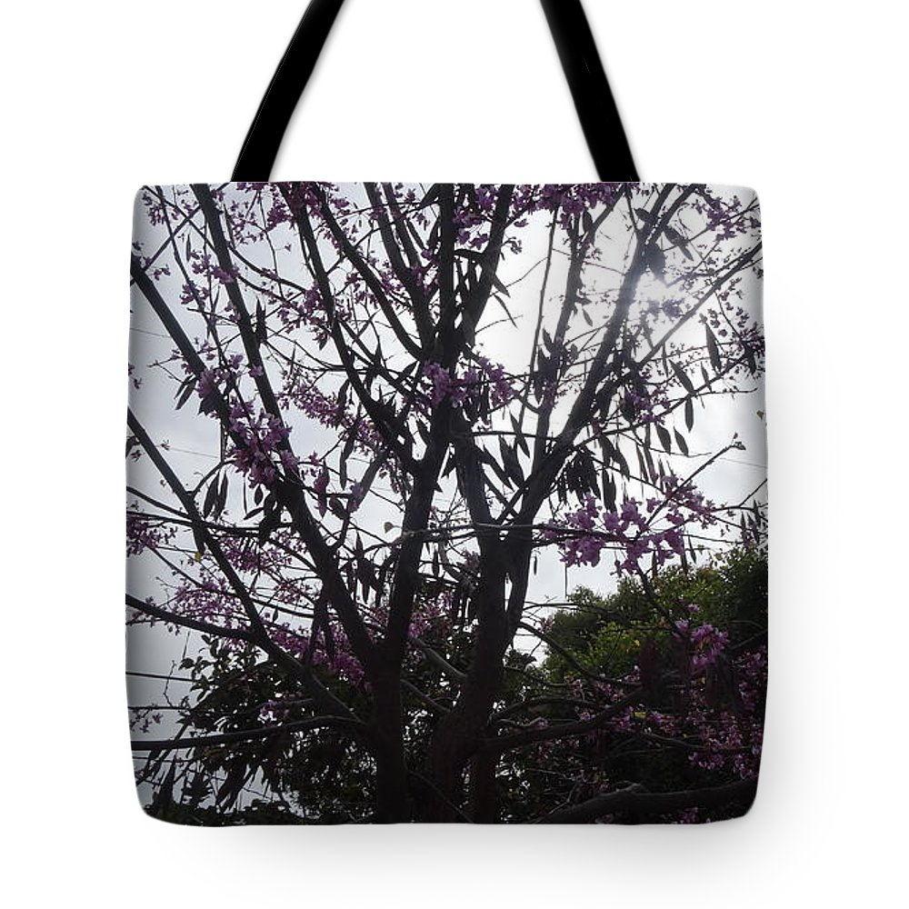 Tote Bag featuring the photograph Bloom by Connor Edwards