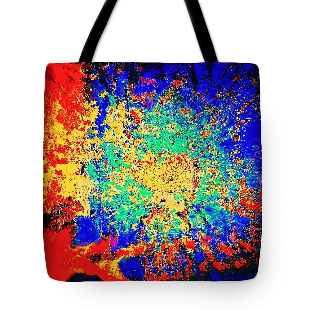 Blues Alley Tote Bag featuring the photograph Blue Sally Blues Alley by David Coleman