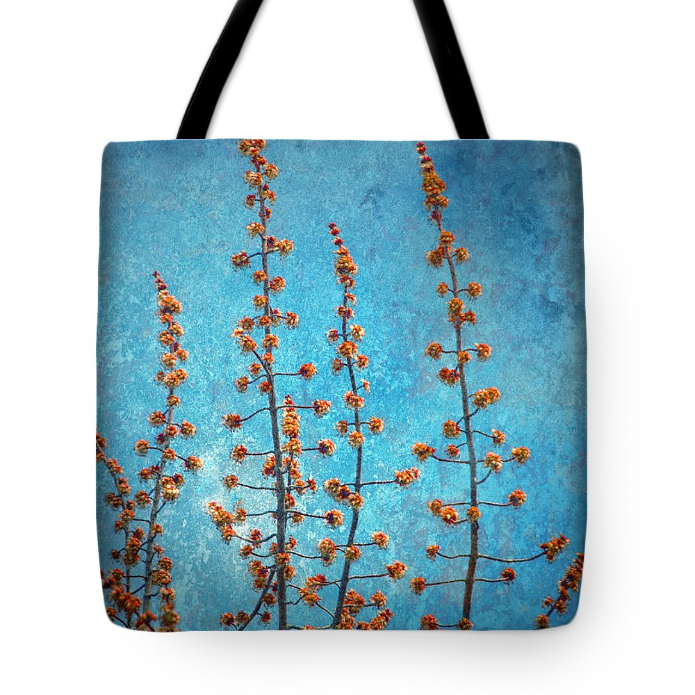 Trees Tote Bag featuring the photograph Blue Sky On A Sunday by Tara Turner