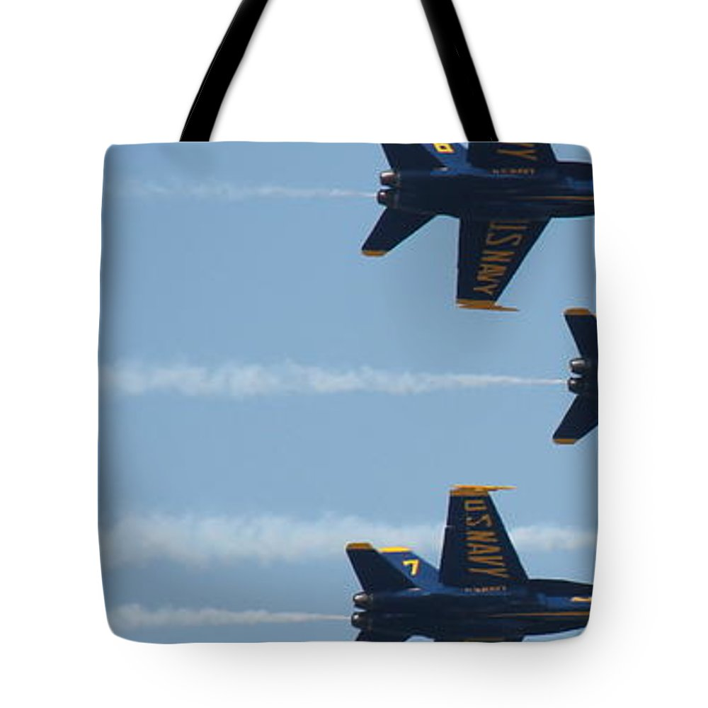 Blues Brothers Tote Bag featuring the photograph Blues Brothers by Edward Smith