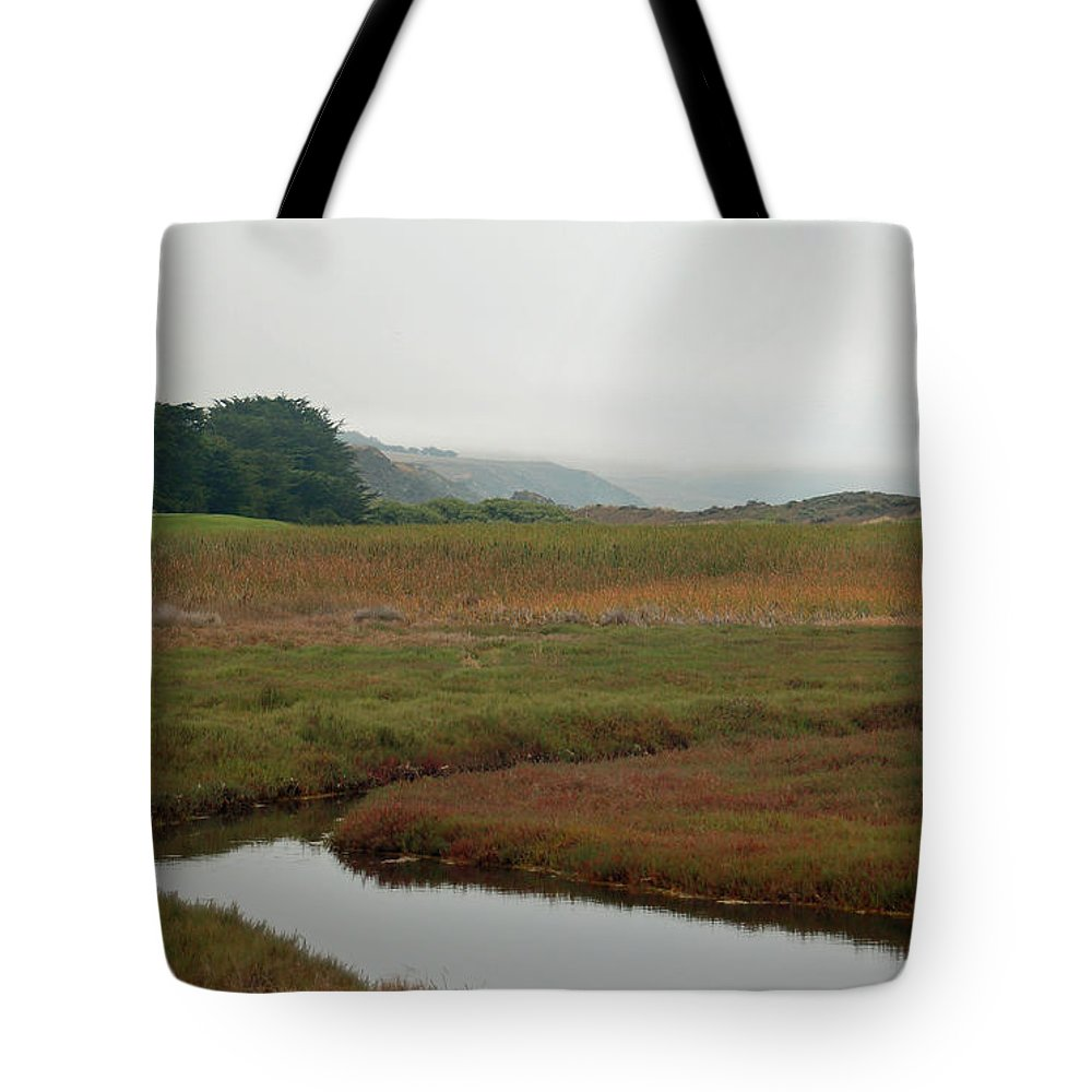 Bodega Bay Tote Bag featuring the photograph Bodega Bay Beauty by Suzanne Gaff