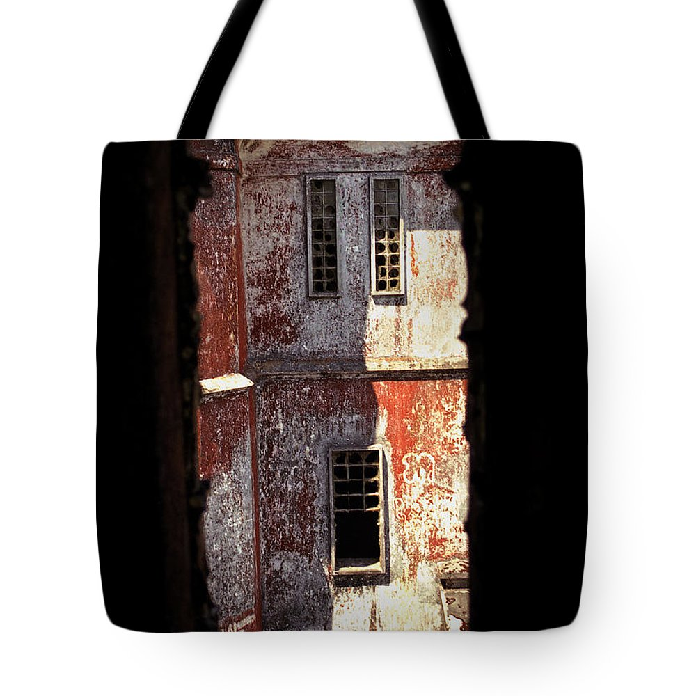Bokor Tote Bag featuring the photograph Bokor by Patrick Klauss