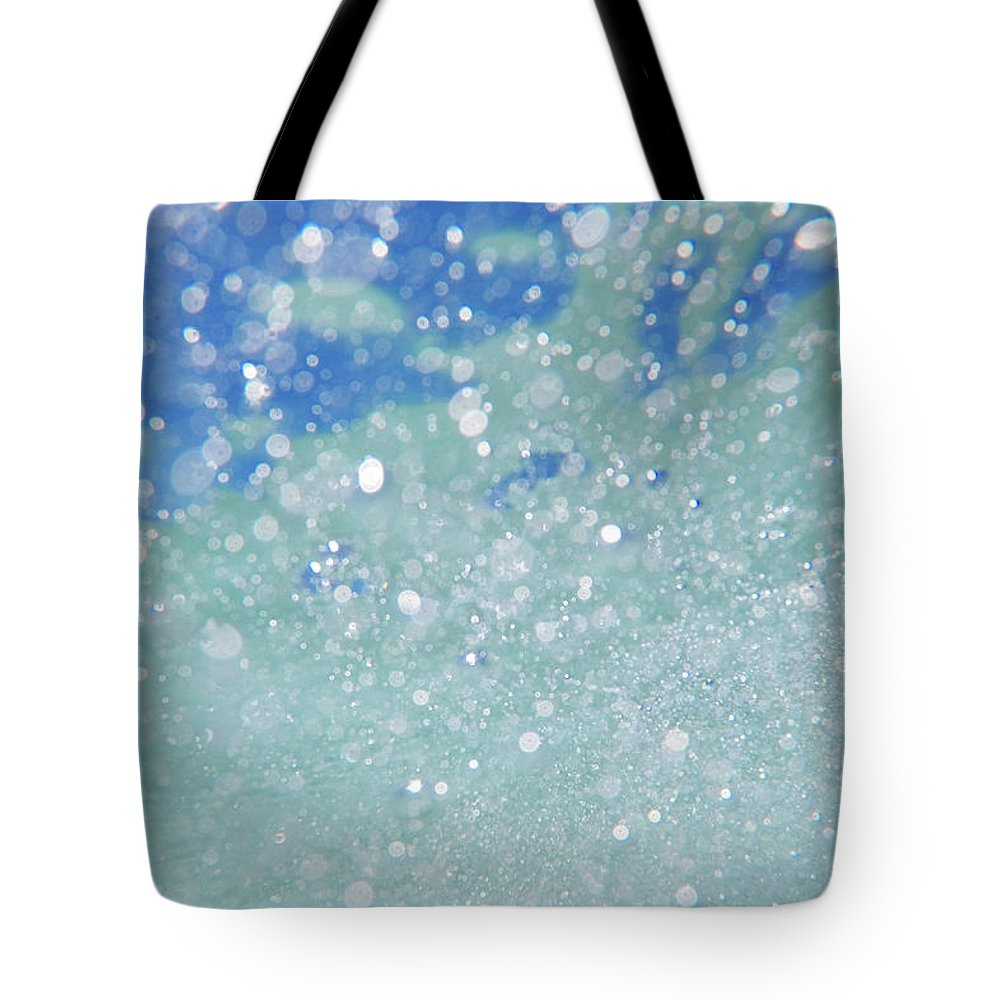 Tote Bag featuring the photograph Bondi Beach by Chris Lane