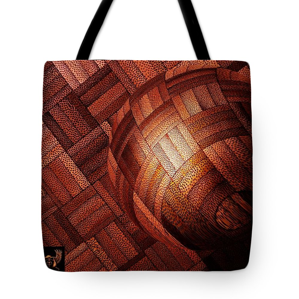 Colorful Tote Bag featuring the photograph Booball by Dale Crum