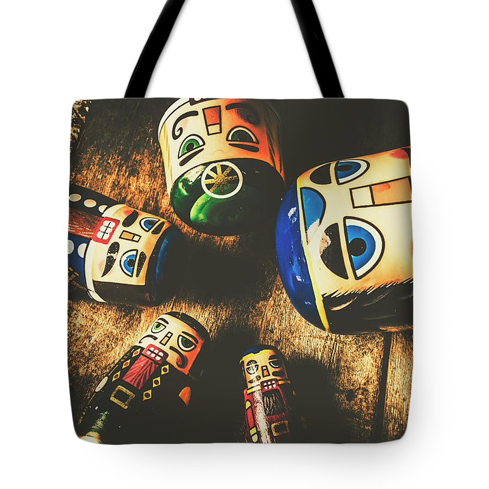 Still Life Tote Bag featuring the photograph Brainstorming Game by Jorgo Photography - Wall Art Gallery
