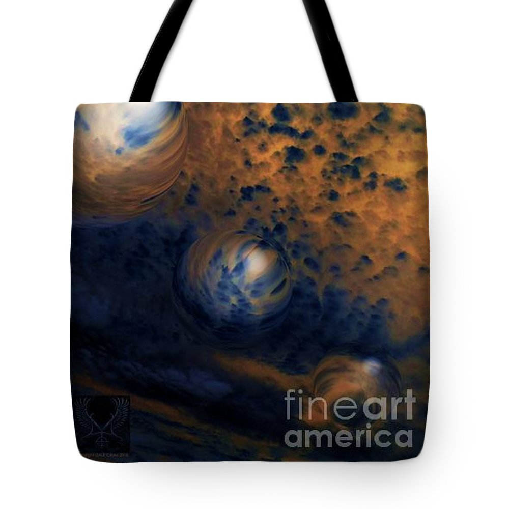 Colorful Tote Bag featuring the photograph Brand New Day by Dale Crum
