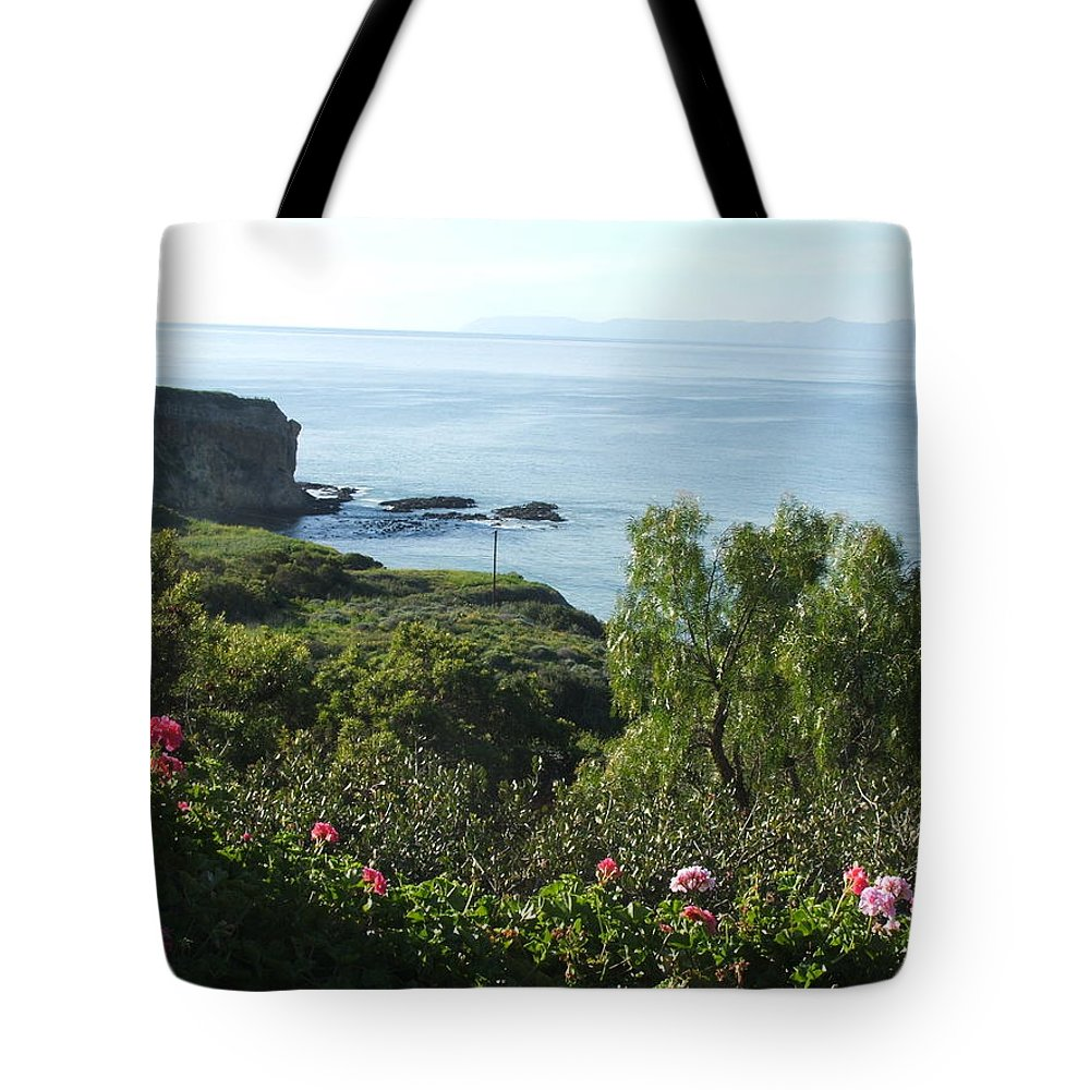 Landscape Tote Bag featuring the photograph Breath Of Fresh Air by Shari Chavira