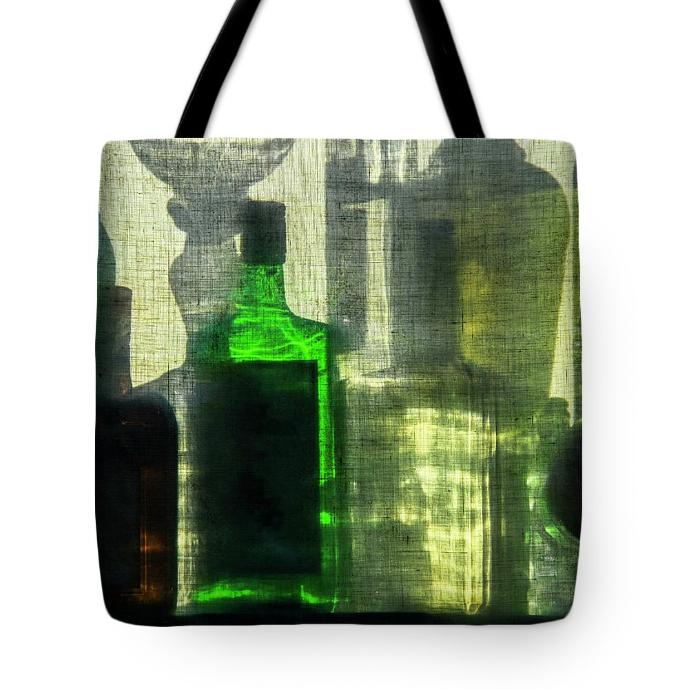Stile Life Tote Bag featuring the photograph Bric-a-brac by Michal Jansa