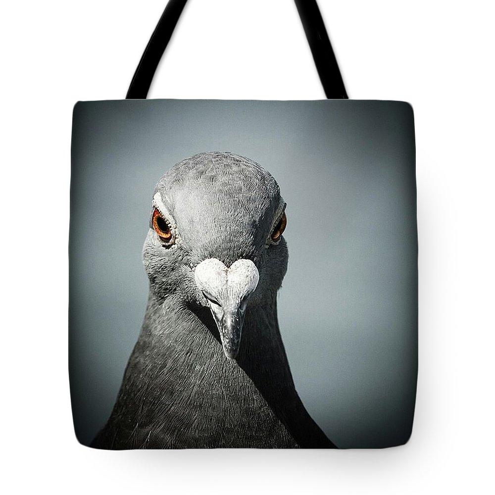 Portrait Tote Bags