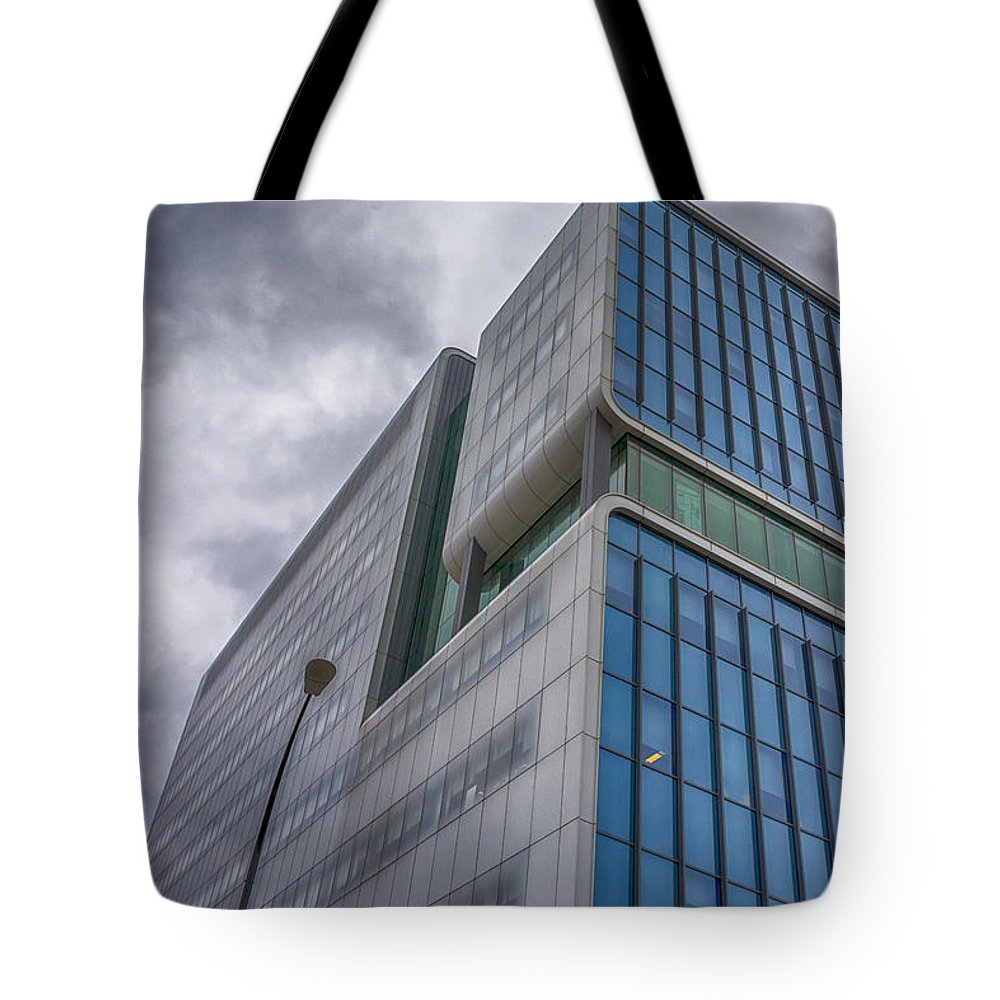 Bufgen Tote Bag featuring the photograph Buff Gen 4 by Guy Whiteley