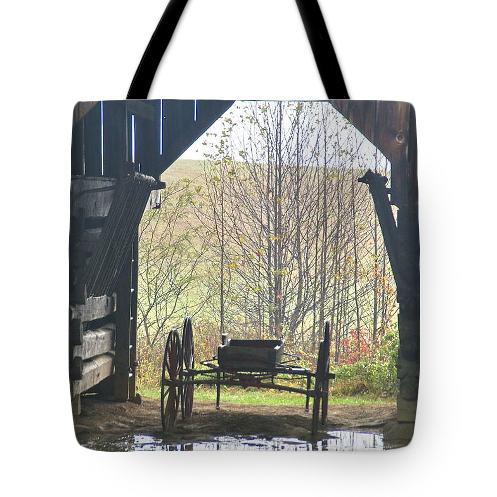 Buggy Tote Bag featuring the photograph Buggy At Rest by Bj Hodges