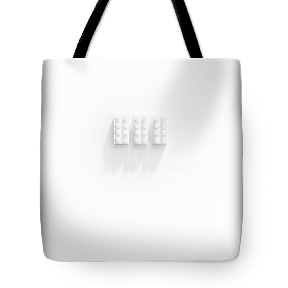 Scott Norris Photography Tote Bag featuring the photograph Builidng Blocks by Scott Norris
