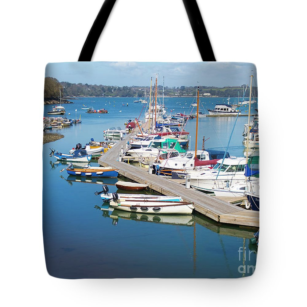 Mylor Tote Bag featuring the photograph Built For Speed by Terri Waters