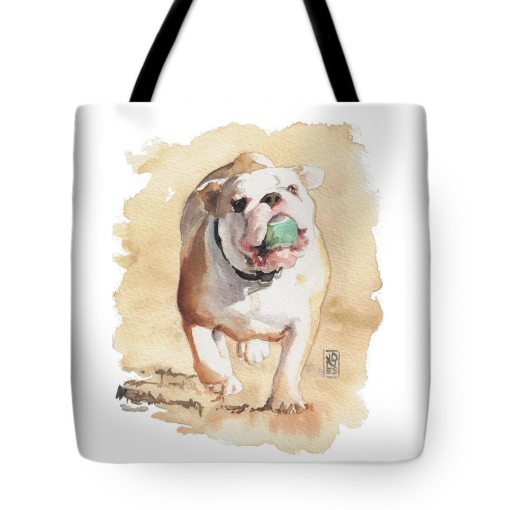 English Painters Tote Bags