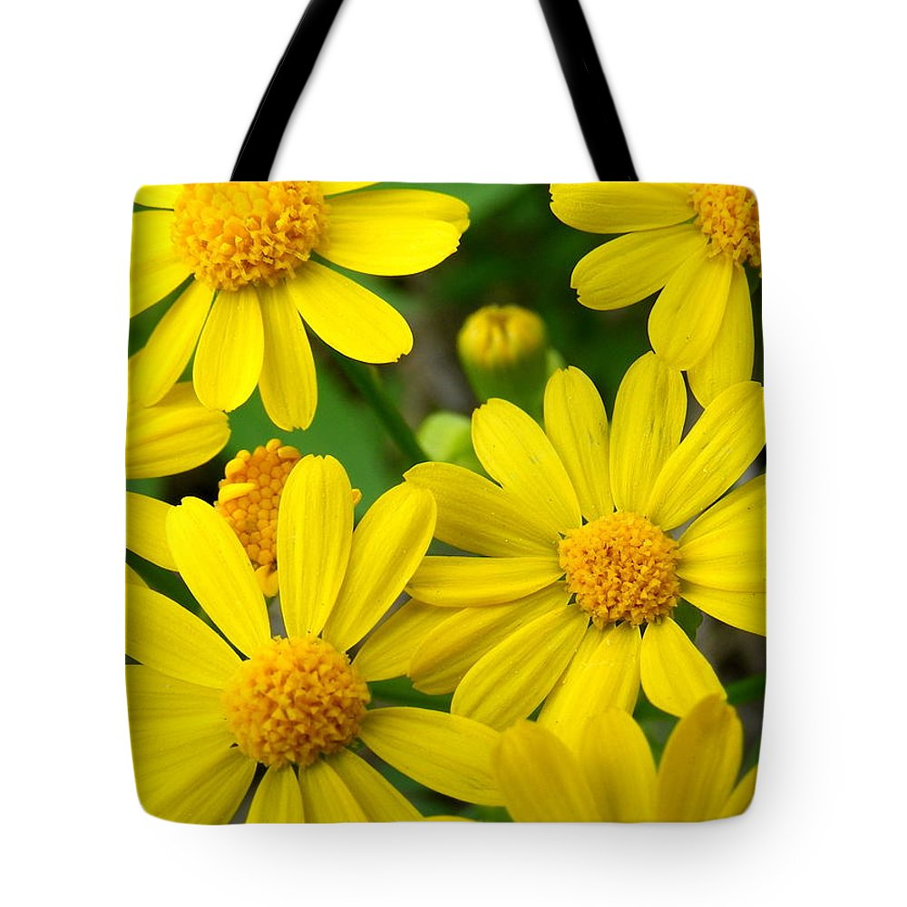 Butter Fields Tote Bag featuring the photograph Butter Fields by Edward Smith