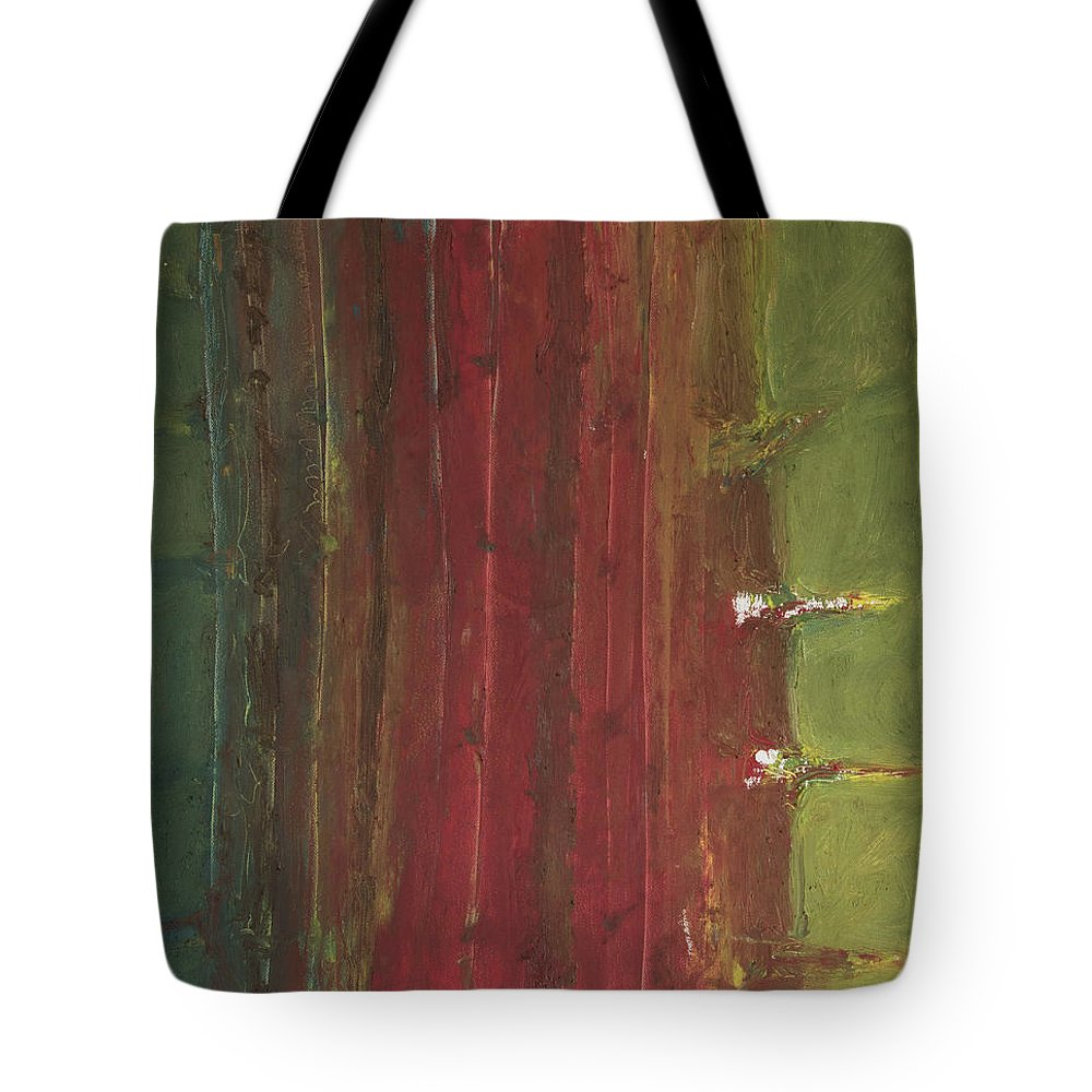 Cactus Tote Bag featuring the painting Cactus by Craig Newland