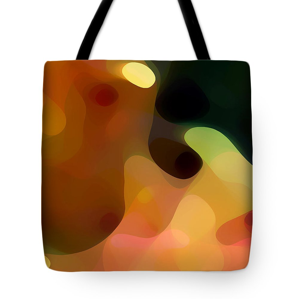 Bold Tote Bag featuring the painting Cactus Fruit by Amy Vangsgard