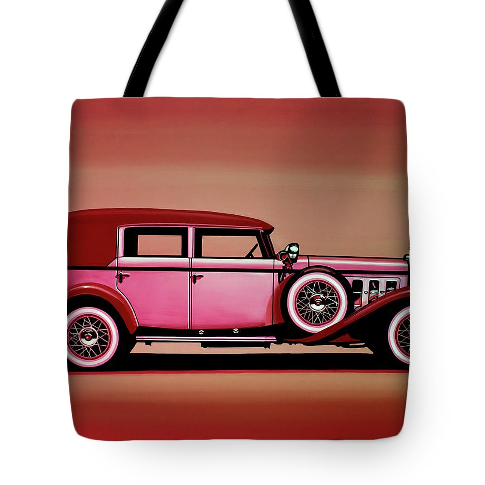Custom Mixed Media Tote Bags