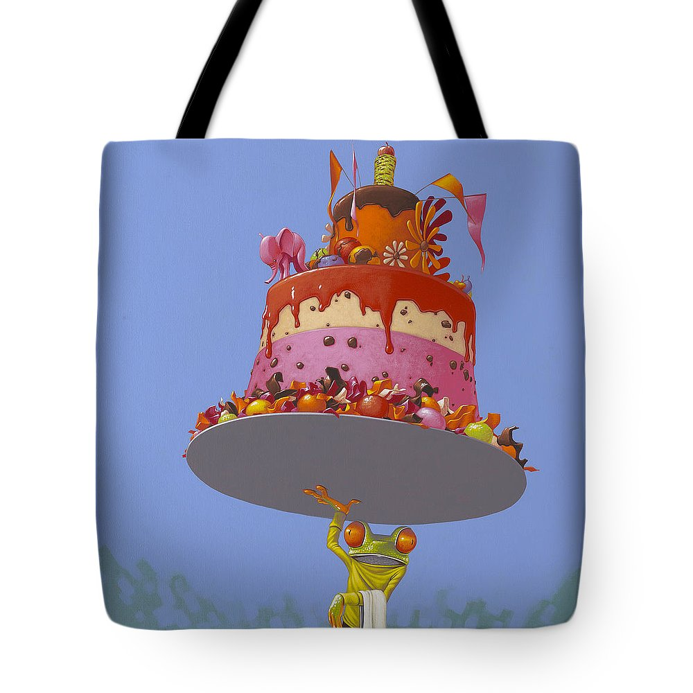 Baked Tote Bags