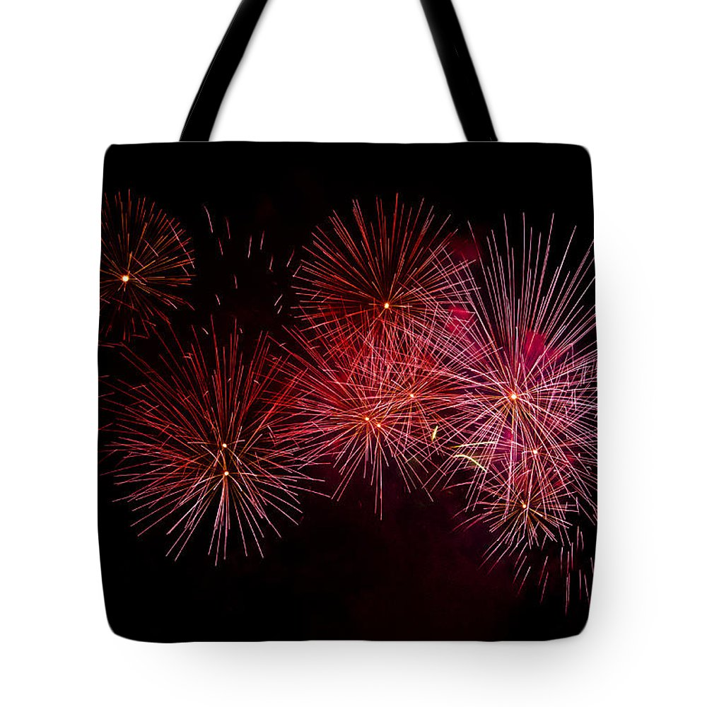 Feux Du Casino Tote Bag featuring the photograph Canada Eh by Patrice Charette