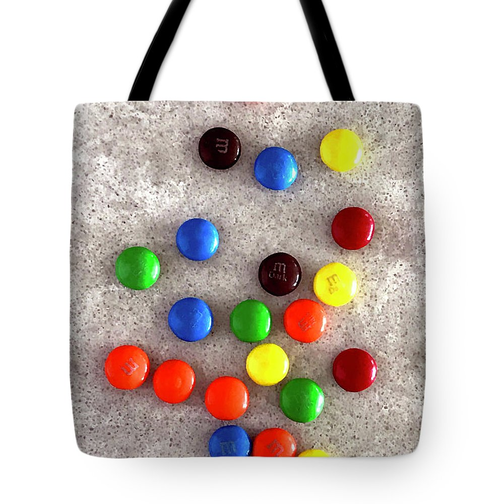 Colors Tote Bag featuring the photograph Candy Counter by Rick Locke