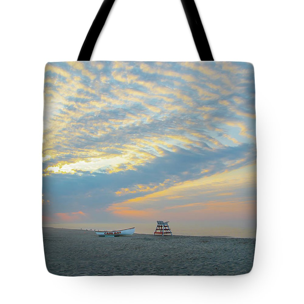 474a84147dfd Cape May Beach - New Jersey Tote Bag for Sale by Bill Cannon