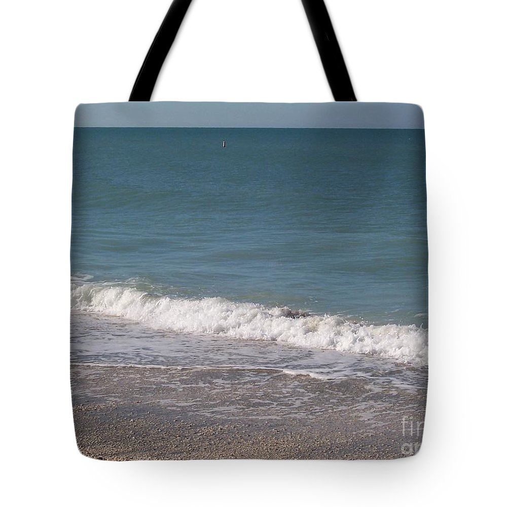 Beach Tote Bag featuring the photograph Captiva by Elizabeth Klecker