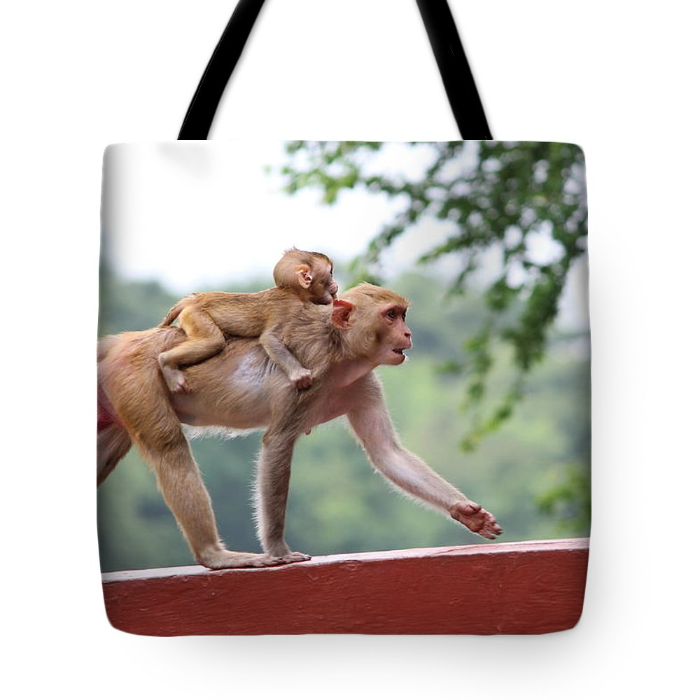 Tote Bag featuring the photograph Care by Arnab Mukherjee