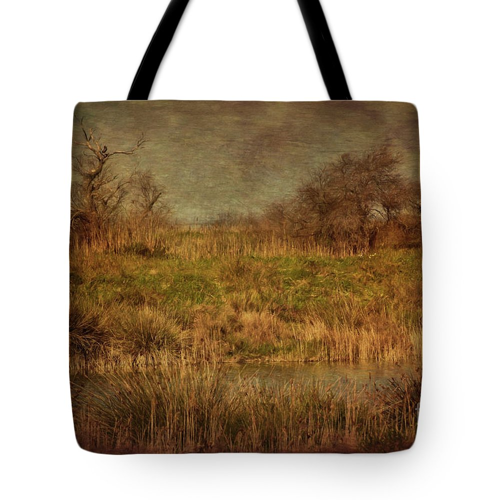 Carmargue Tote Bag featuring the photograph Carmargue, France. by Robert Brown