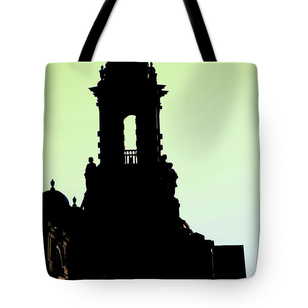 Lister Park Tote Bag featuring the photograph Cartas by Jez C Self