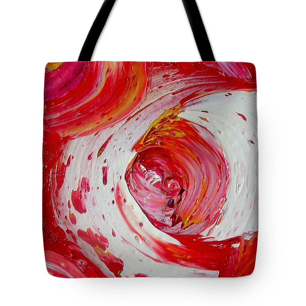 Tote Bag featuring the painting Casino by Dawn Hough Sebaugh