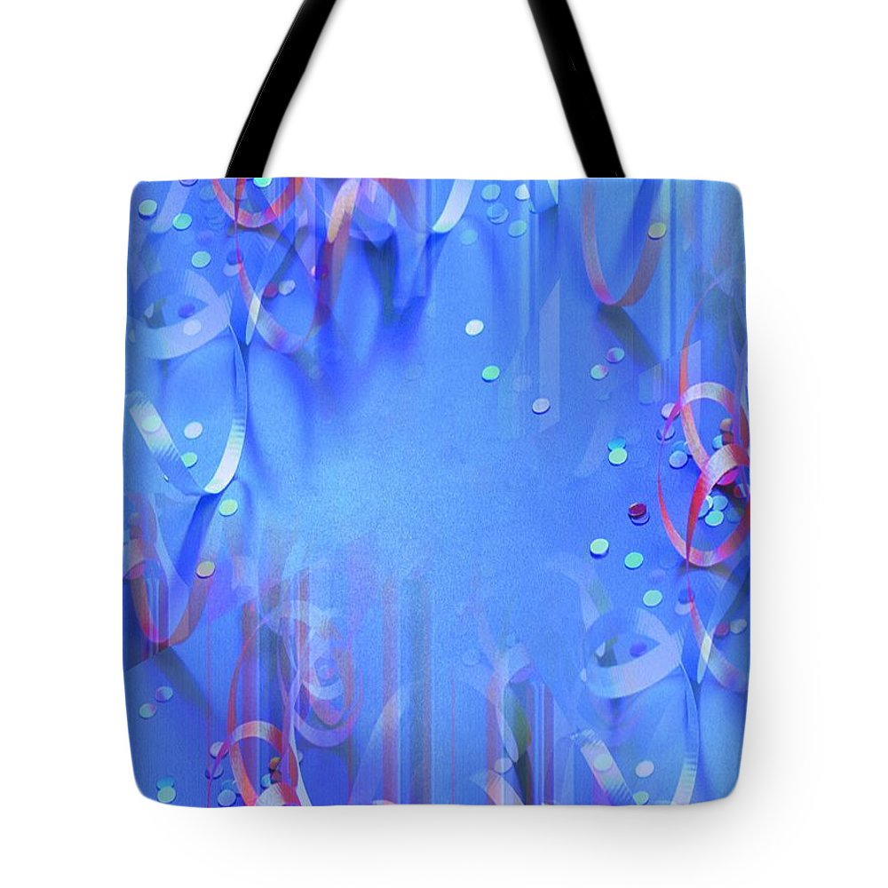 Celebrate Tote Bag featuring the photograph Celebrate by Tim Allen