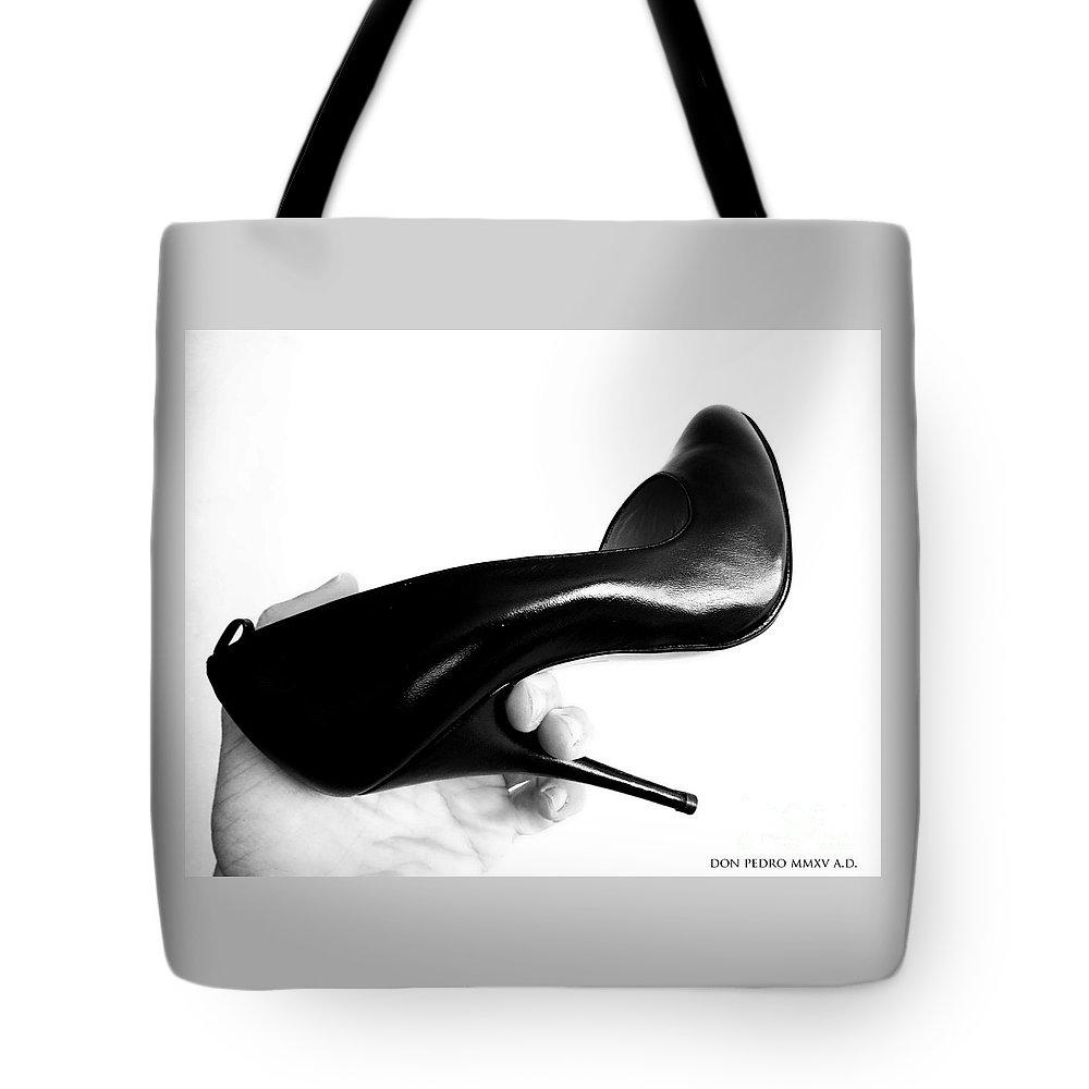 Popart Tote Bag featuring the photograph Celebration by Don Pedro DE GRACIA
