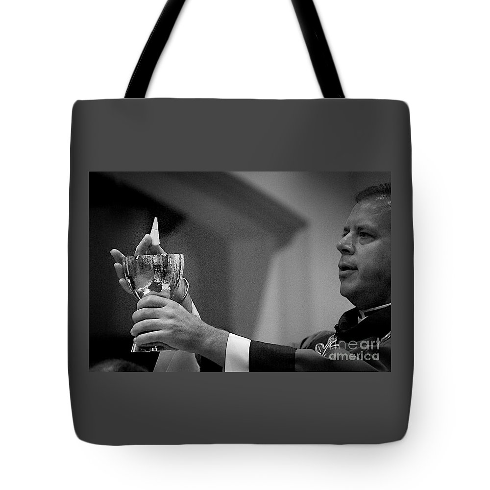 Frank-j-casella Tote Bag featuring the photograph Celebration by Frank J Casella