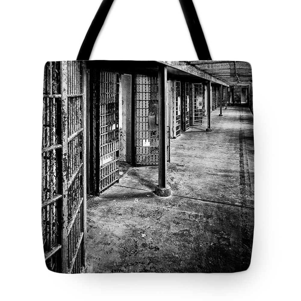 Incarcerated Tote Bags