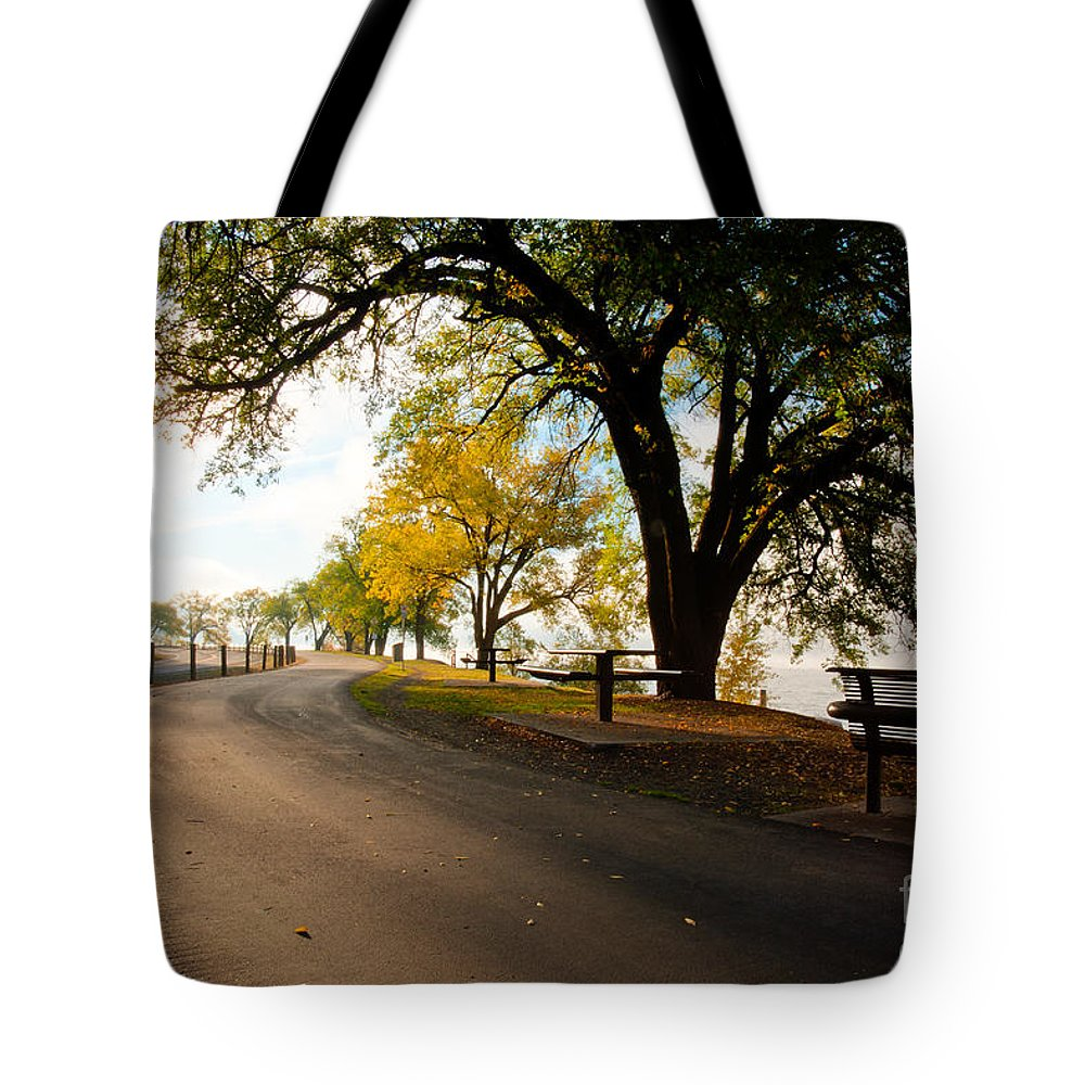 Idaho Tote Bag featuring the photograph Centennial Trail by Idaho Scenic Images Linda Lantzy