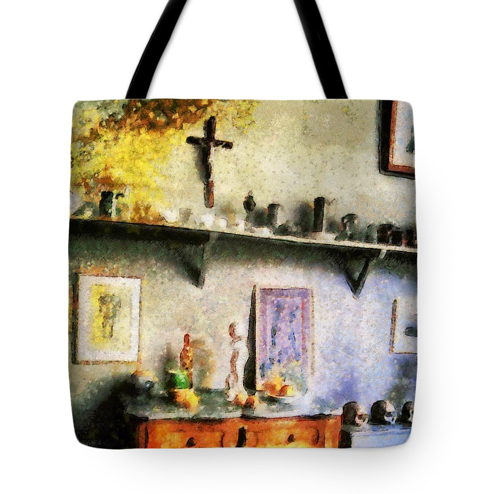 Cezanne Tote Bag featuring the photograph Cezanne's Studio by PhotoArt By Gretchen