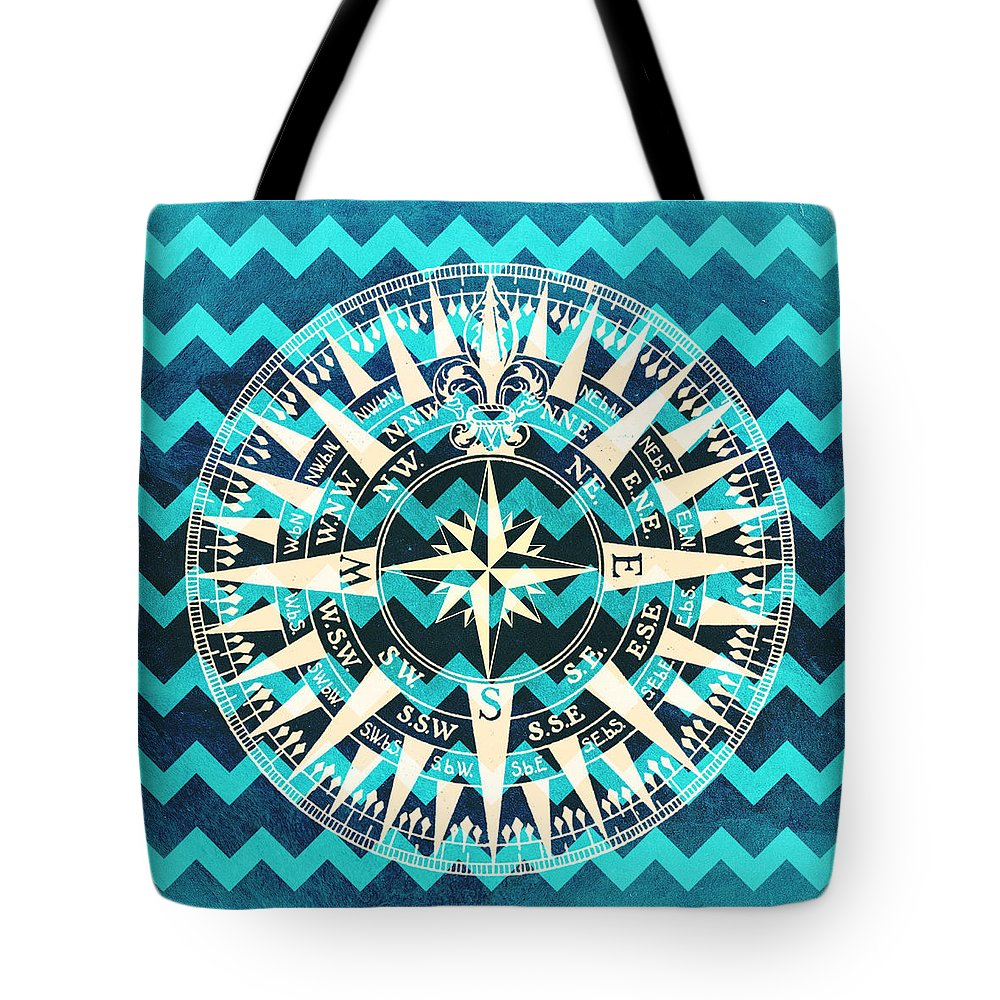 North Beach Tote Bags
