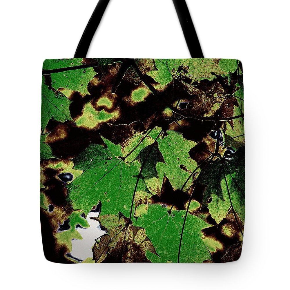 Landscape Tote Bag featuring the photograph Chocolate Pudding by Ed Smith