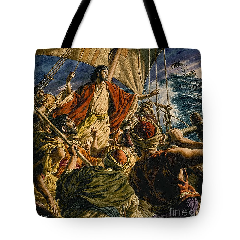 Designs Similar to Christ On The Sea Of Galilee