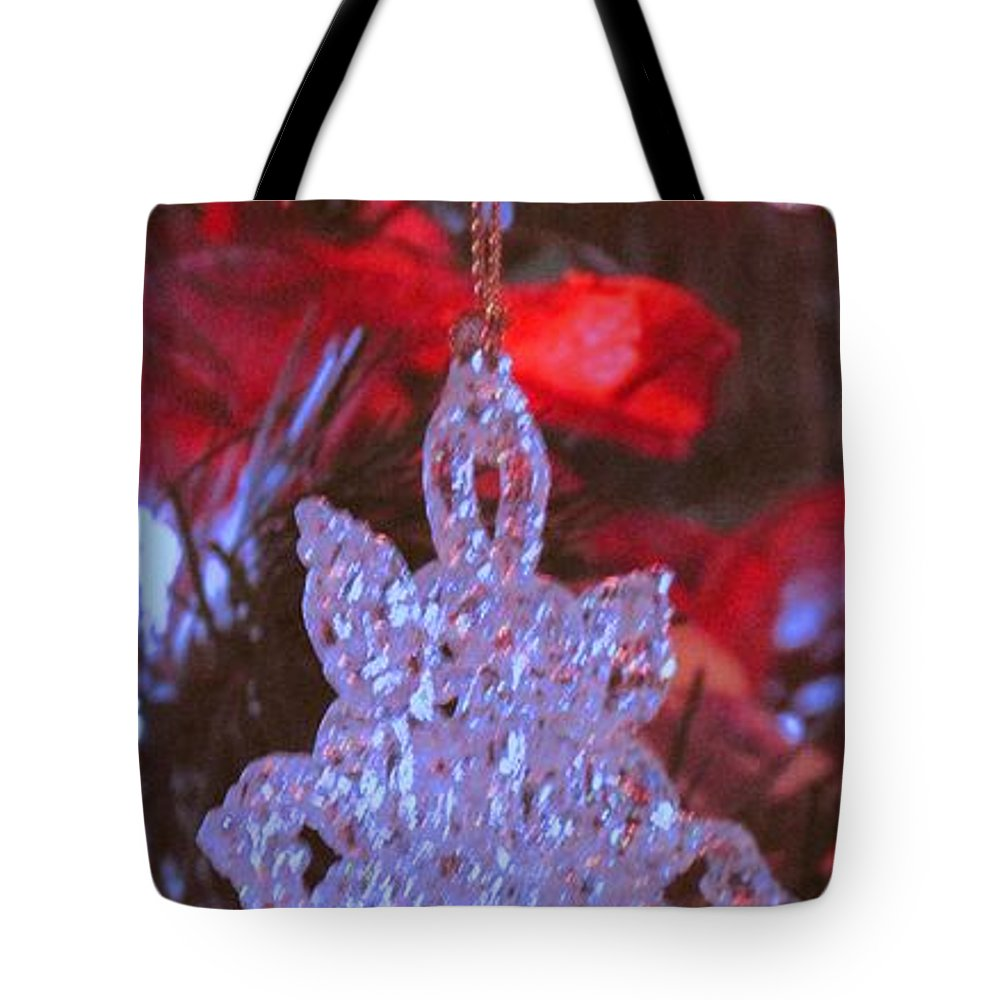 Christmas Tote Bag featuring the photograph Christmas Composition by Ian MacDonald